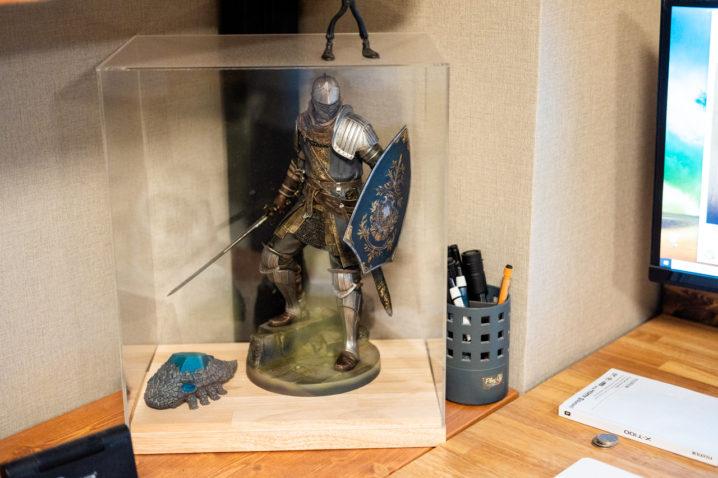上級騎士オスカーフィギュア