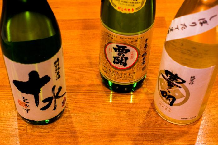 あなごにピッタリの日本酒