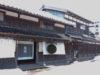 萩乃露を見学。かなり旨い滋賀の酒です。